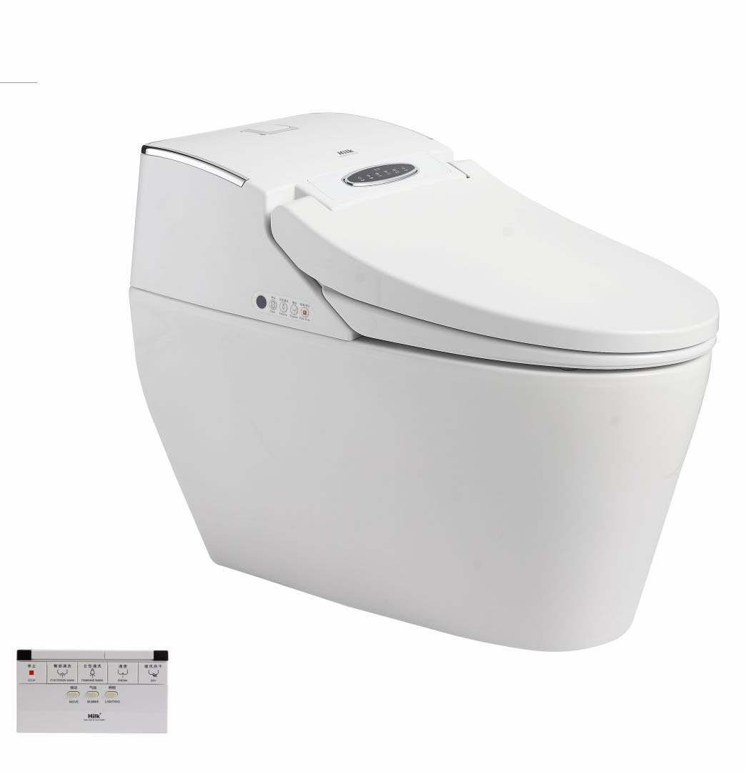 New Technology Automatic Intelligent Home Smart Toilet