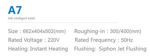 A7 Inodor inteligente